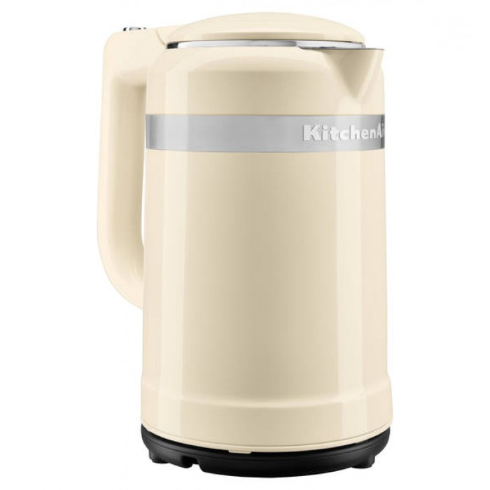 Чайник KitchenAid 5KEK1565EAC Design кремовый 1,5 л