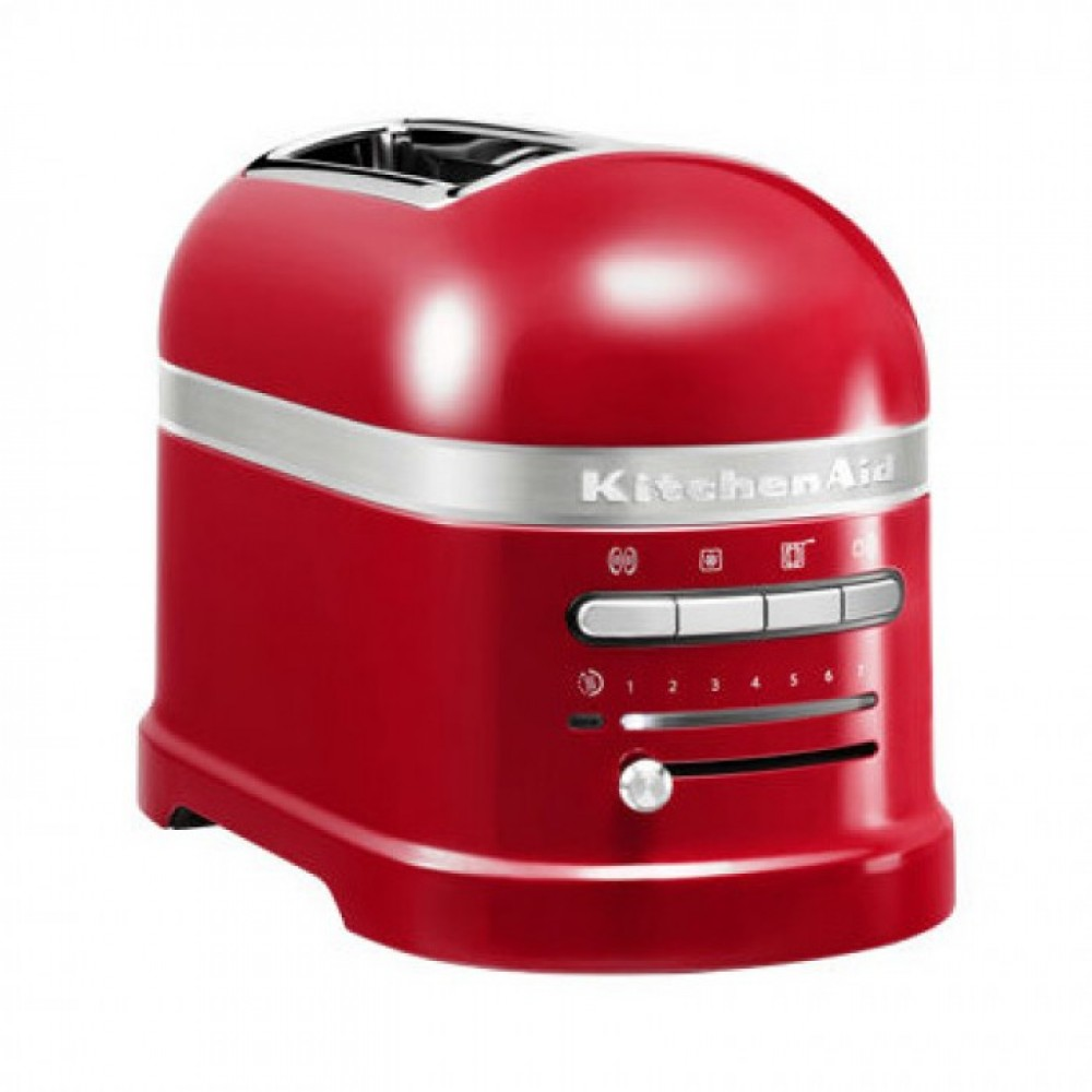 KitchenAid Тостер KitchenAid Artisan, красный, 5KMT2204EER