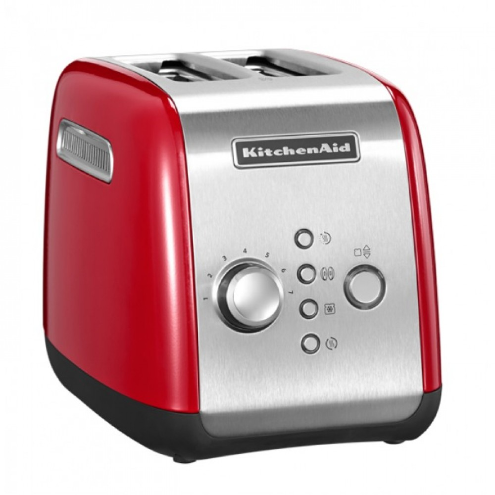 цена на KitchenAid Тостер KitchenAid, красный, 5KMT221EER