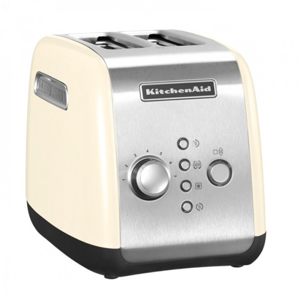 KitchenAid Тостер KitchenAid, кремовый, 5KMT221EAC