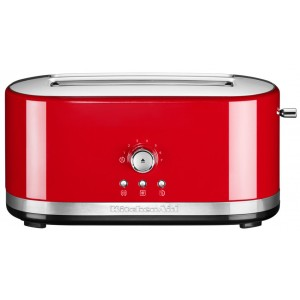Тостер KitchenAid Artisan, красный, 5KMT4116EER