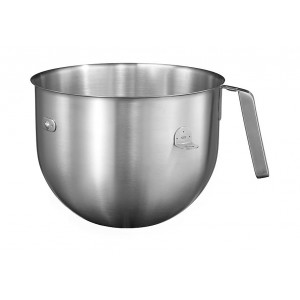 Чаша с ручкой 6,9 л KitchenAid матовая, 5KC7SB
