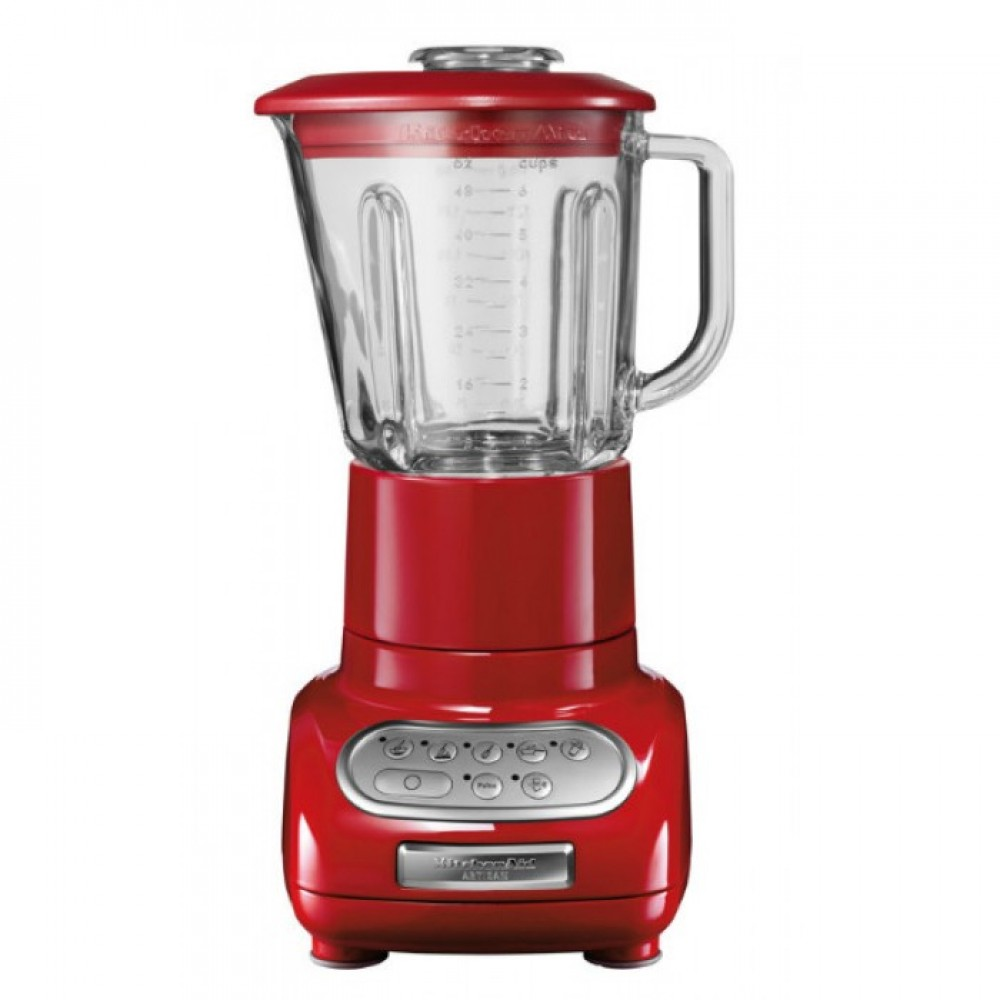KitchenAid Блендер KitchenAid ARTISAN, красный, 5KSB5553EER