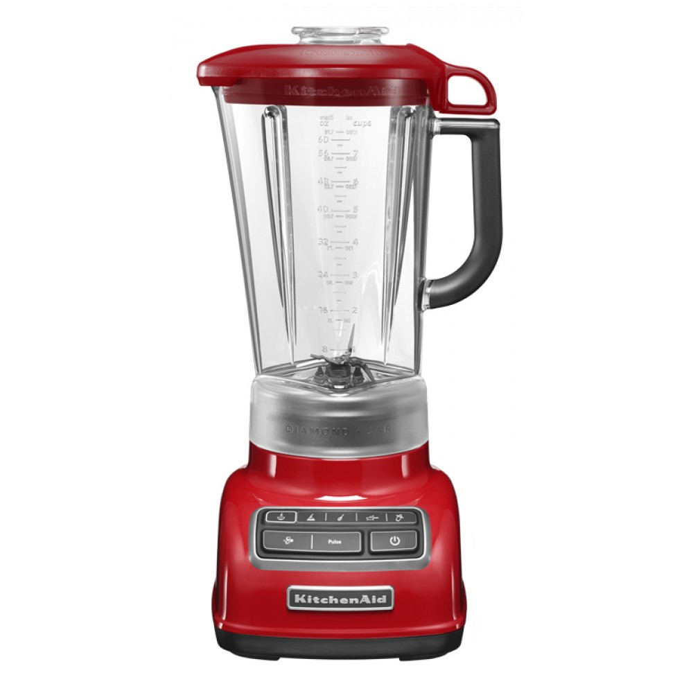 KitchenAid Блендер KitchenAid Diamond, красный, 5KSB1585EER стационарный