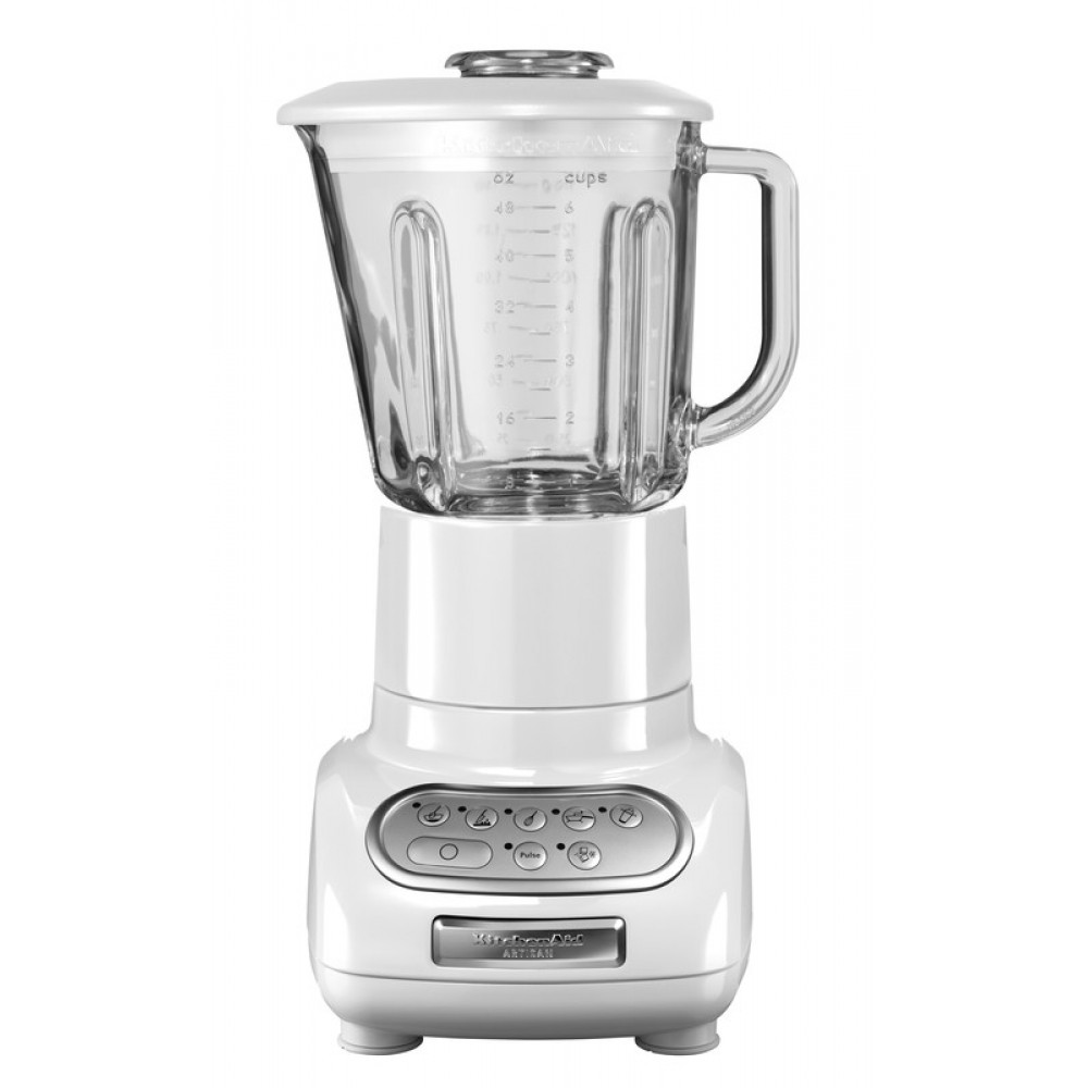 KitchenAid Блендер KitchenAid ARTISAN, белый, 5KSB5553EWH стационарный
