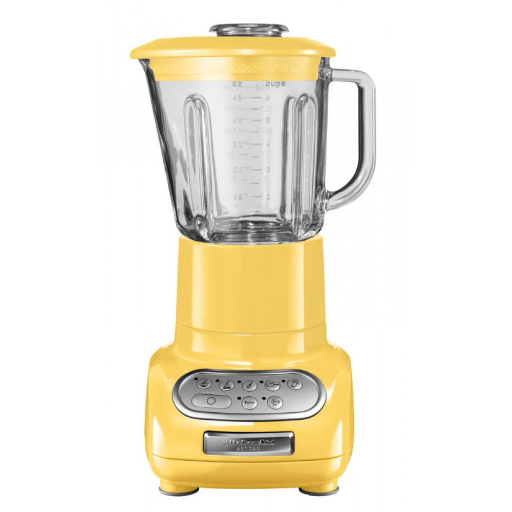 KitchenAid Блендер KitchenAid ARTISAN, желтый, 5KSB5553EMY стационарный