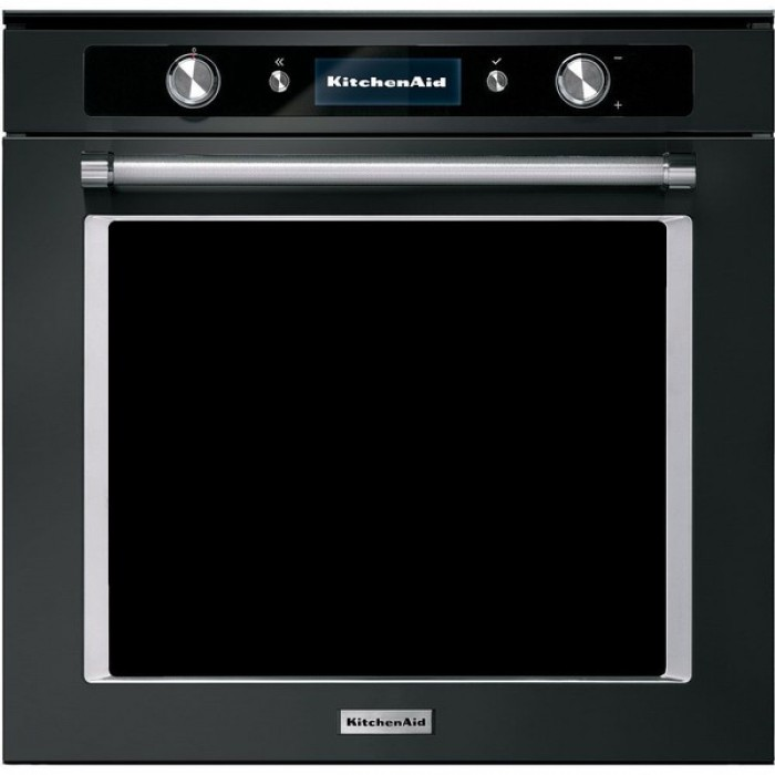 Духовой шкаф KitchenAid BlackSteel, KOASPB60600