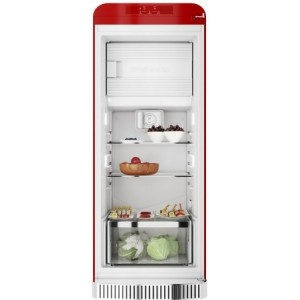 Холодильник KitchenAid ICONIC красный F105662, KCFME60150L
