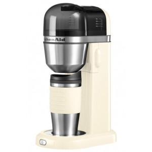 Кофеварка KitchenAid, кремовая, 5KCM0402EAC