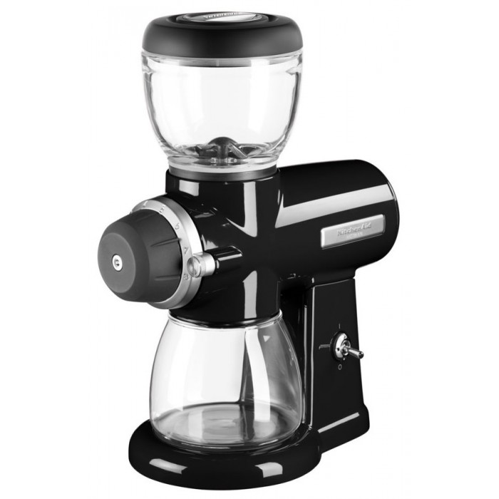Кофемолка KitchenAid 5KCG0702EOB Artisan черная
