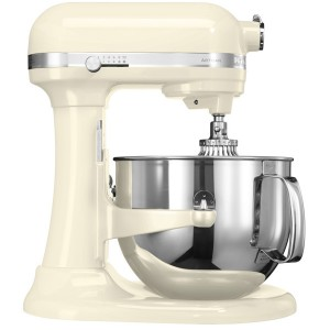 Миксер KitchenAid ARTISAN 6,9 л, кремовый, 5KSM7580XEAC
