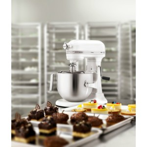 Миксер KitchenAid Heavy Duty 6.9 л, белый, 5KSM7591XEWH