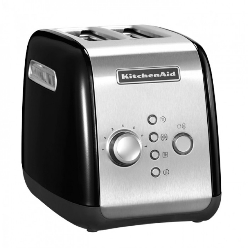 KitchenAid Тостер KitchenAid, черный, 5KMT221EOB