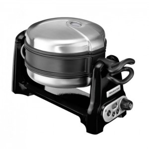 Вафельница KitchenAid Artisan, чёрная, 5KWB110EOB