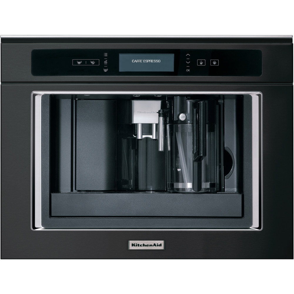 Кофемашина KitchenAid, KQXXXB 45600, BlackSteel фото